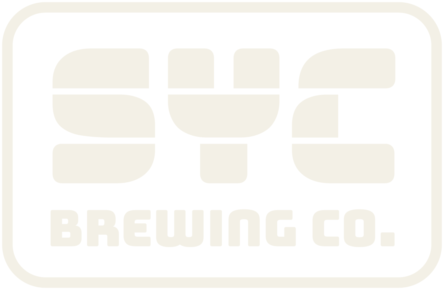 S.Y.C BREWING CO.