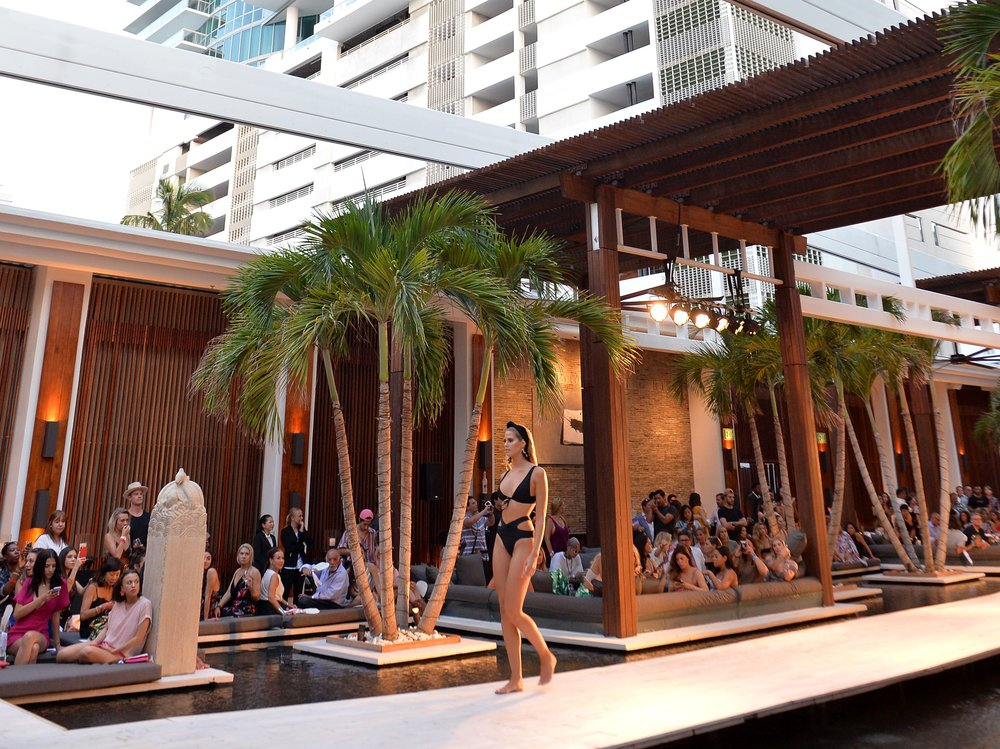 The Riviere Agency x Fashion Palette event at The Setai, Miami
