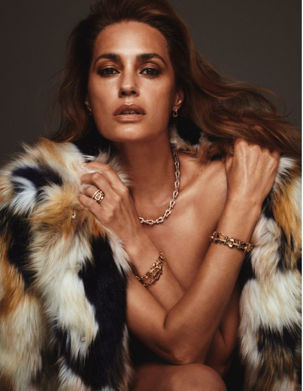 Yasmin Le Bon for Vogue Paris.