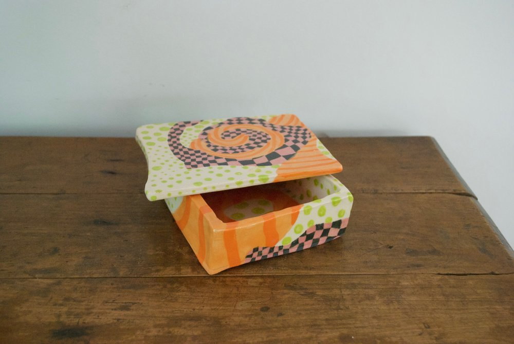PBOrange box
