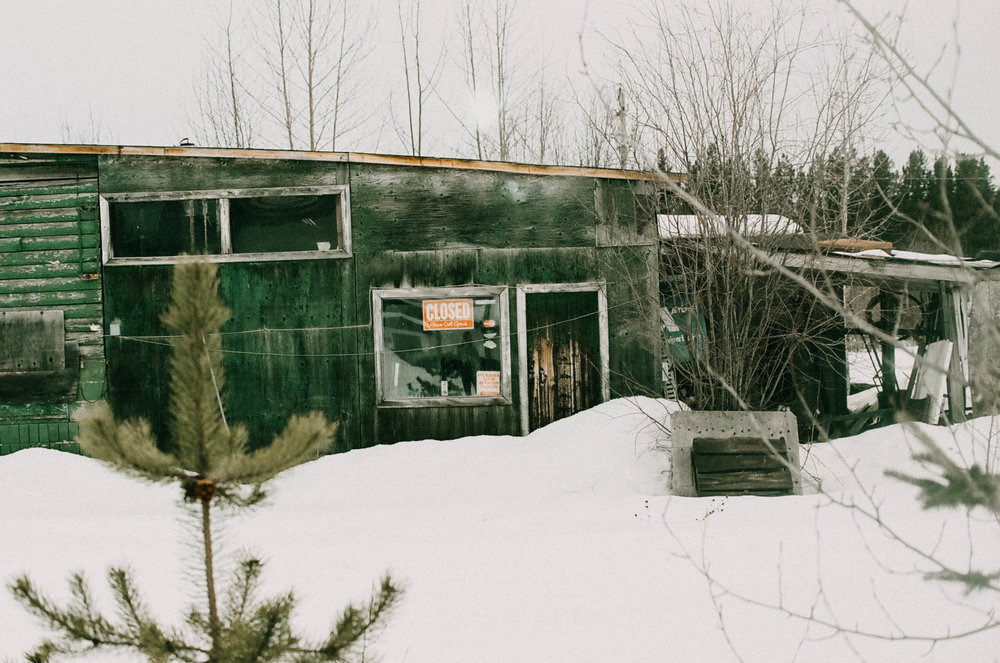 Dease Lake, BC