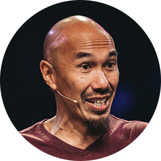 Francis Chan - Church Planter & Best Selling Author
