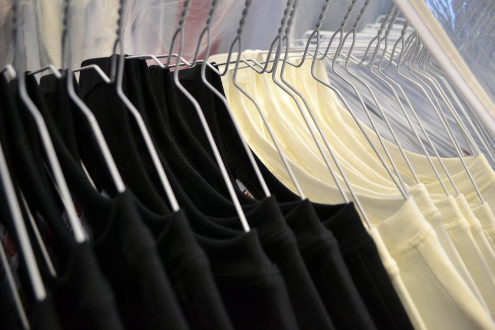 Saint & Birchley - Start up: Small quantity run Raglan T-shirts