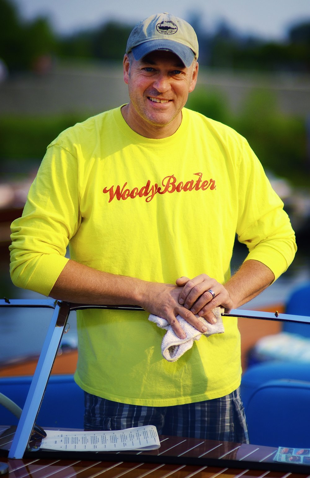 Mike Mayer, Owner, Lake Oswego Boat Co.