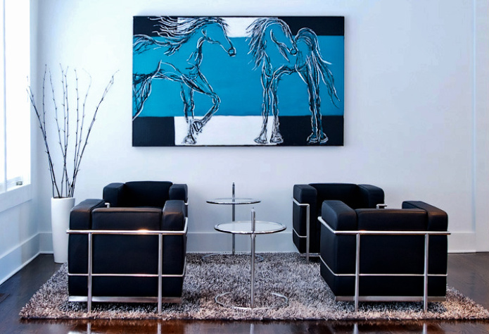 modern-sitting-area-corbusier-chairs-horse-painting-atmosphere360studio-nashville-interior-designer.jpg