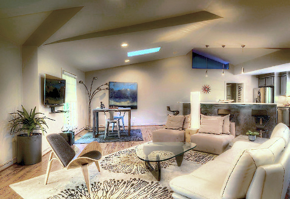 Ranch house ceiling design