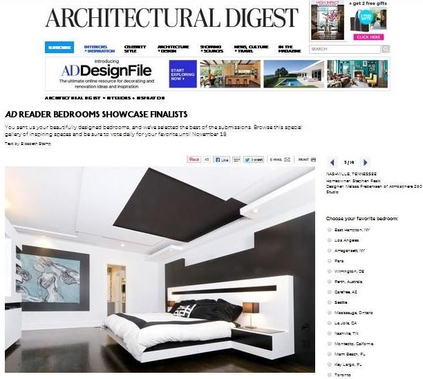 Architectural-digest-Reader-Bedroom-Showcase-Atmosphere-360-studio-award