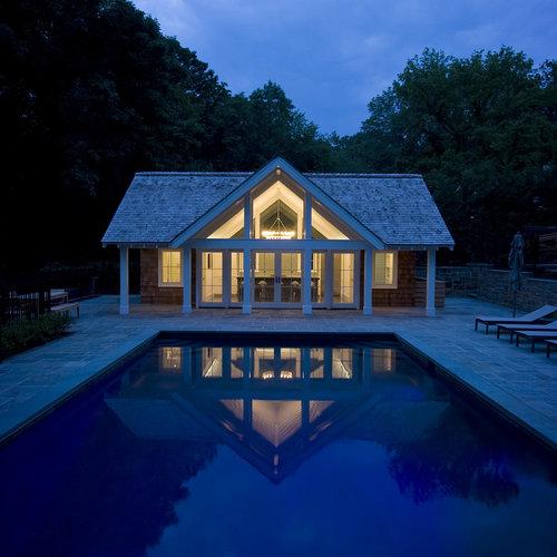 English Village Apartments: Clawson Architects