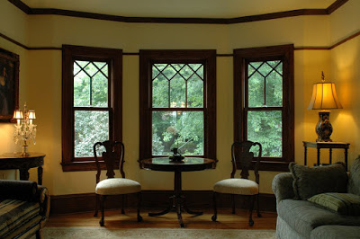window replacement; historic window; bay window