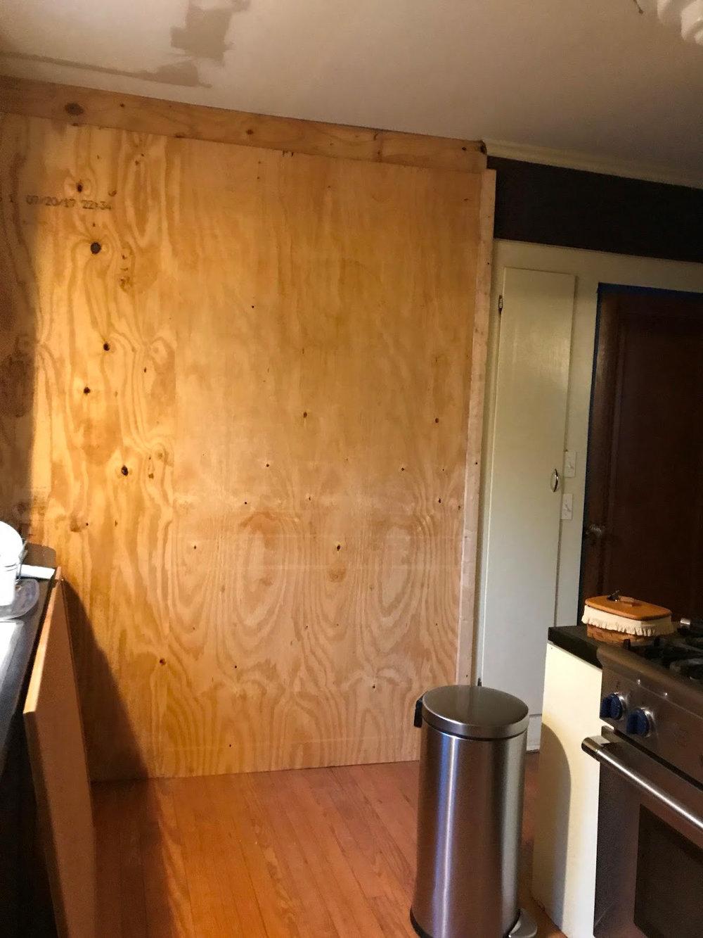 plywood in kitchen.jpg