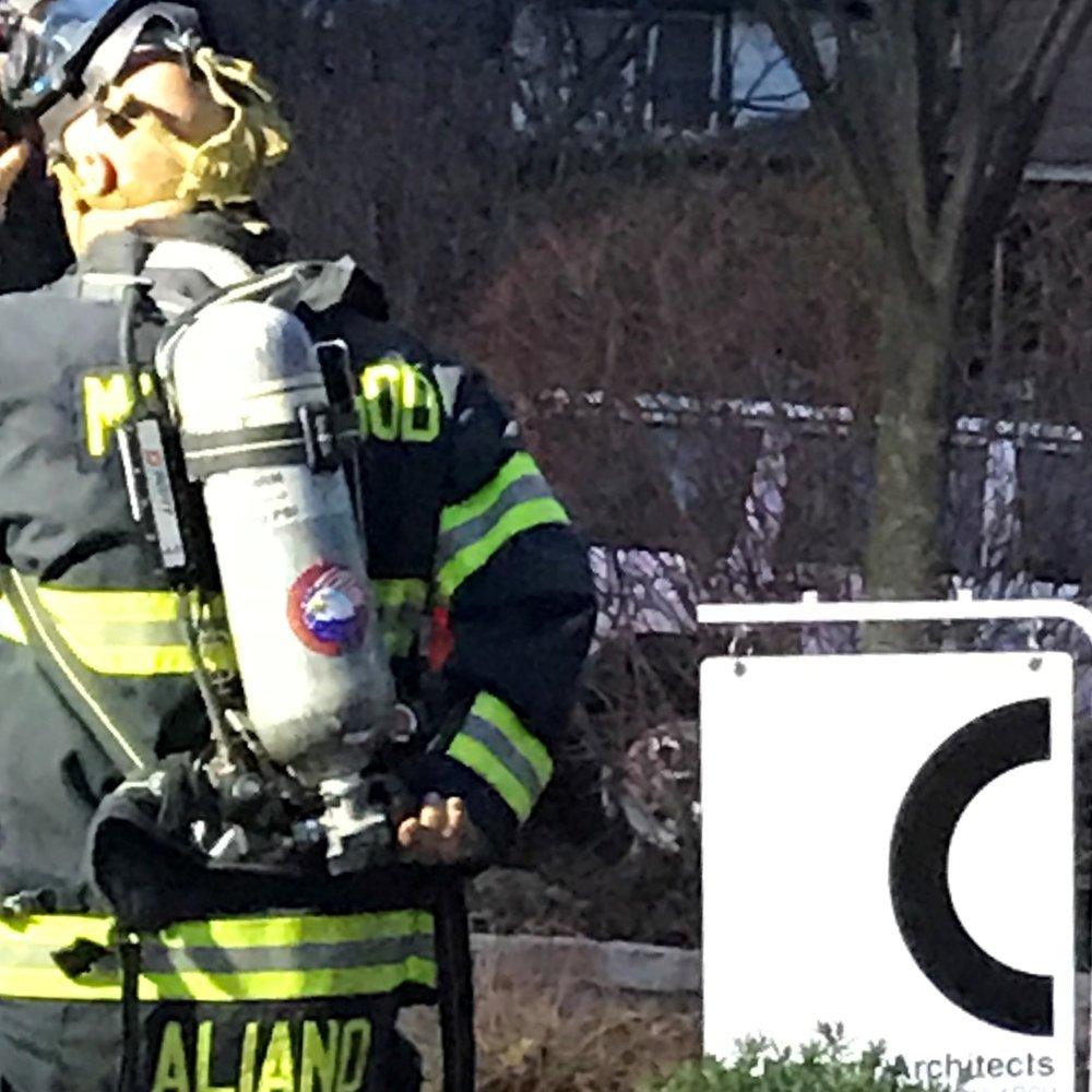 Fire Department detects Carbon Monoxide