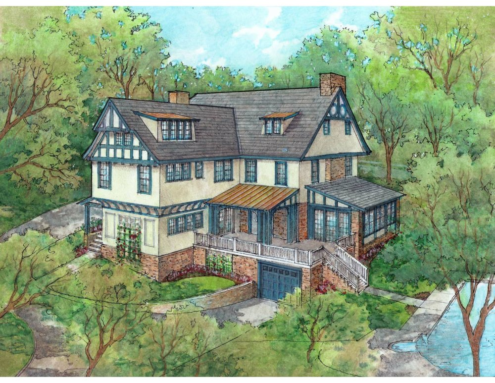 Presentation to the Historical Preservation Committee Bronxville, New York