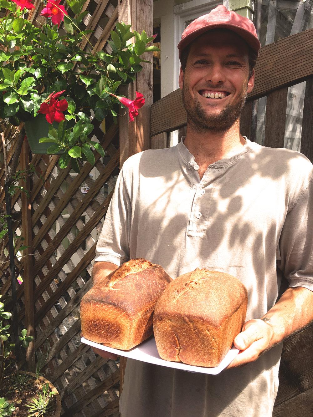 Noah Orloff Wildwood Flour Bread