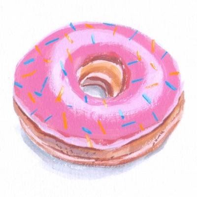 Donut,  2017