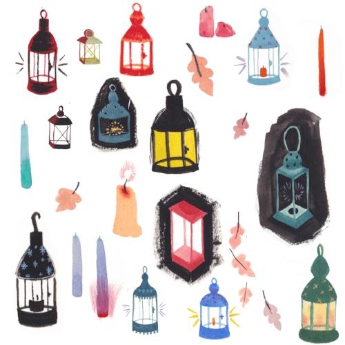 Lanterns,  2017