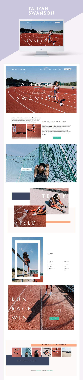 WEB DESIGN by Kameron Lindo of Beyond The Blvd