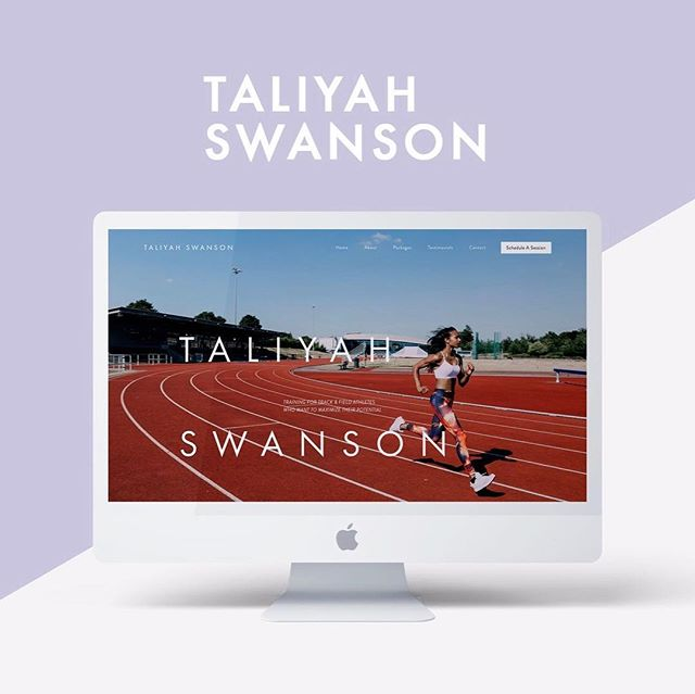 👈🏾⬅️swipe left for a look at this custom squarespace site we created! 💻 tap the link in our bio to see more brands we helped launch in style!