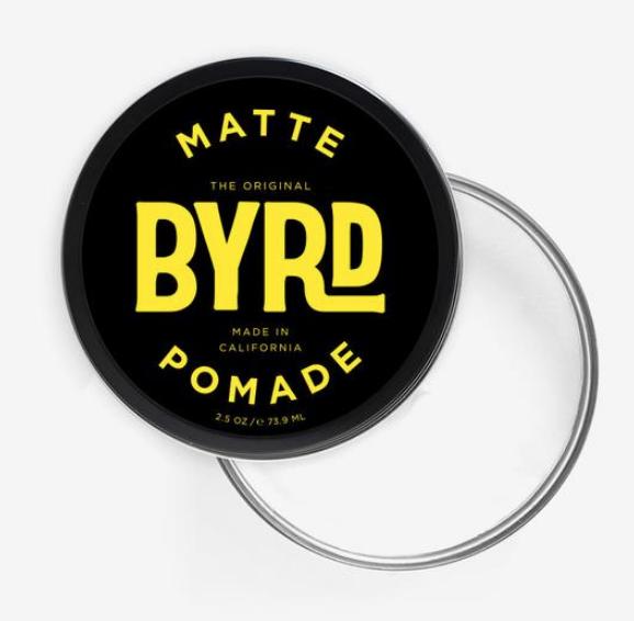 BYRD Hair Matte Pomade