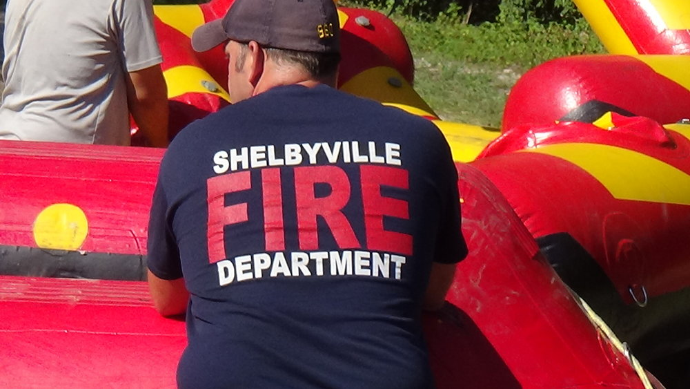 Shelbyville Fire Department rescue