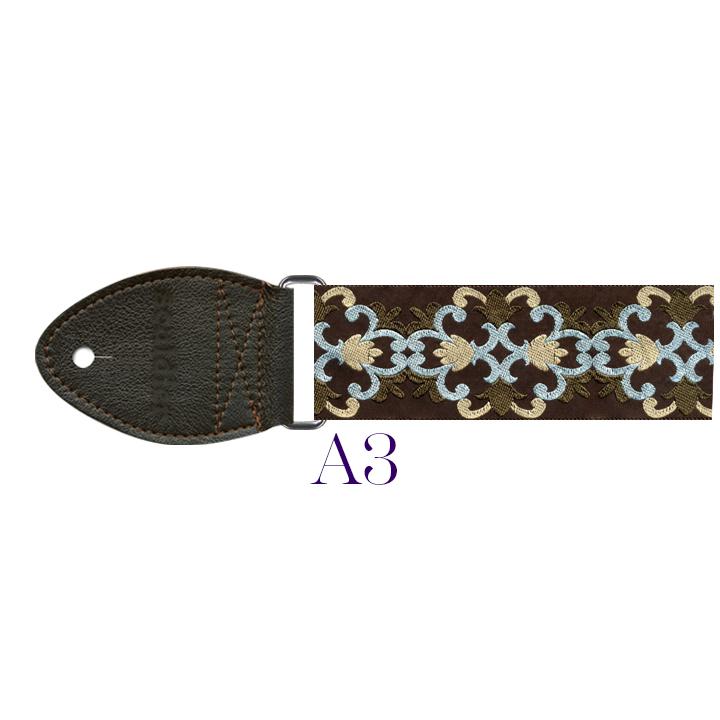 A3 Brighton Harp Strap (brown)