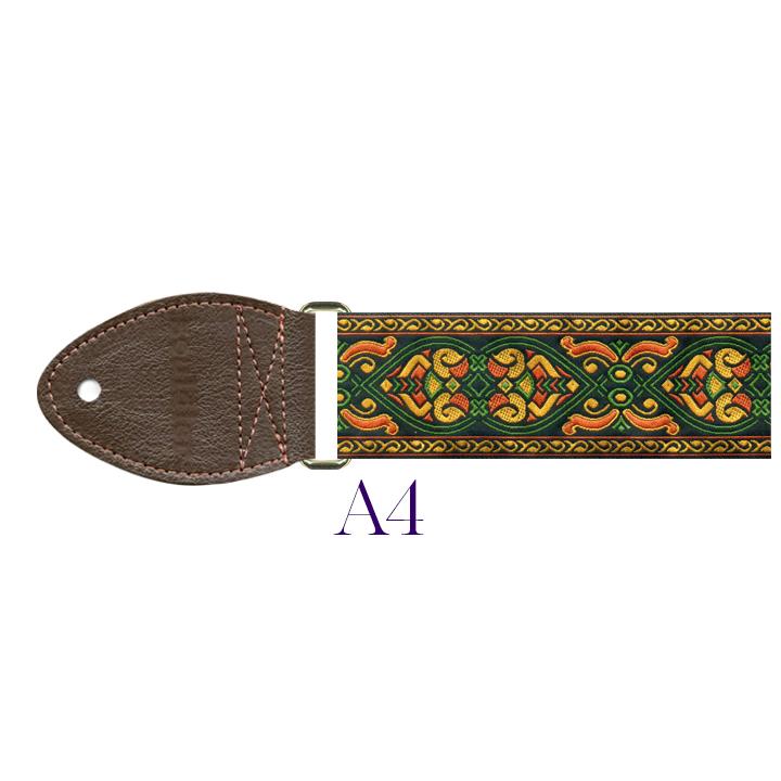 A4 - Braveheart Harp Strap