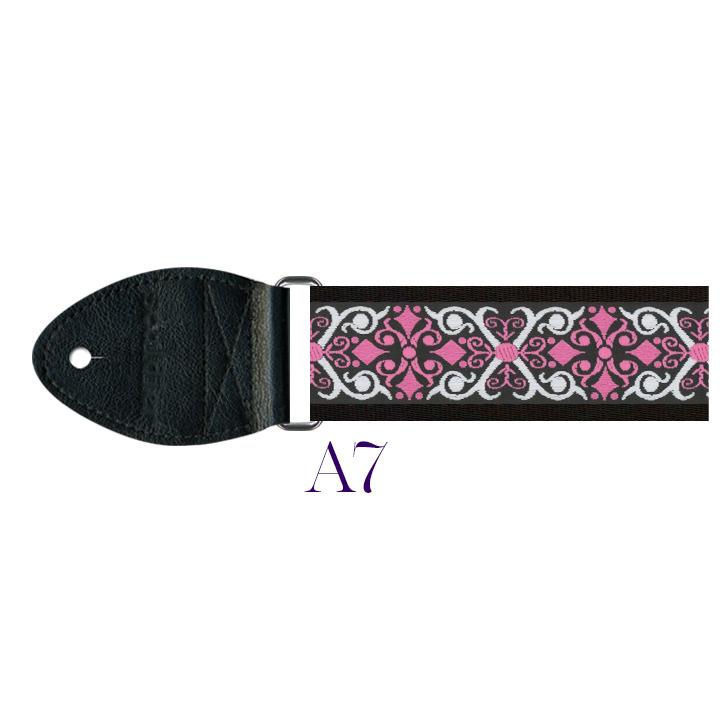 A7 - Constantine Harp Strap (pink)
