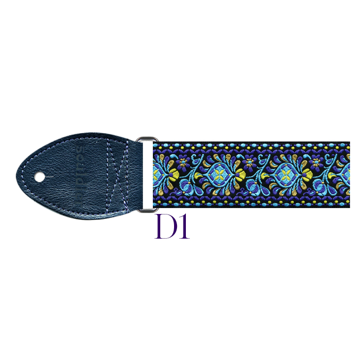 D1 - Hendrix Harp Strap (turquoise)