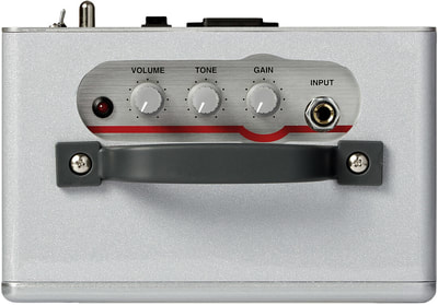ZT Lunchbox Junior Amp top view
