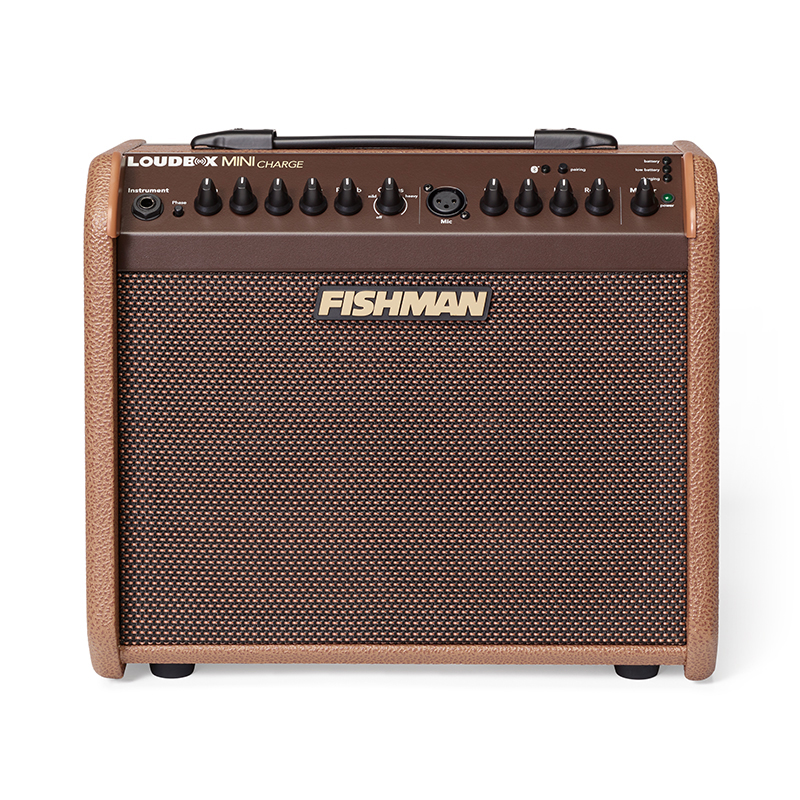 Fishman Loudbox Mini Charge Amp front view