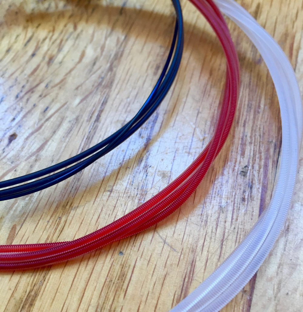 Nylon/Nylon Wrapped Strings