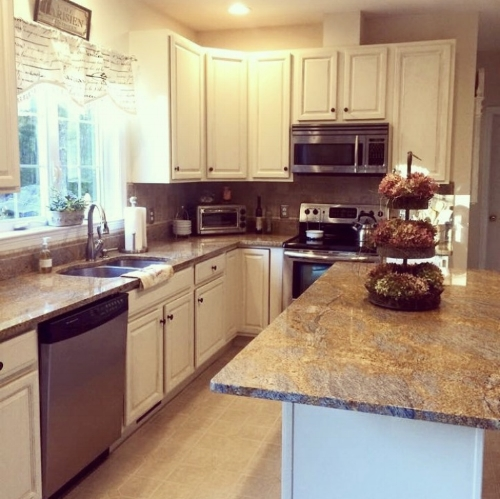 Kitchen Cabinets -