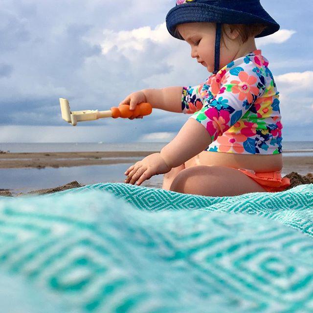 Summer Forever. 🏖 . . . . #monctonphotographer #beachbum #beachbaby #explorenb #summer #summerforever #elodarling #birdiegirl #16monthsold #monctonphotography #carophoto #carophotofamily #monctonfamilyphotographer #familyphotography #familyphotographymoncton #letthembelittle #reallifeportraits #realportraitsoffunpeople #candidchildhood #childhood #childhoodunplugged #kids #kidsbeingkids #dayinthelife #documentyourdays
