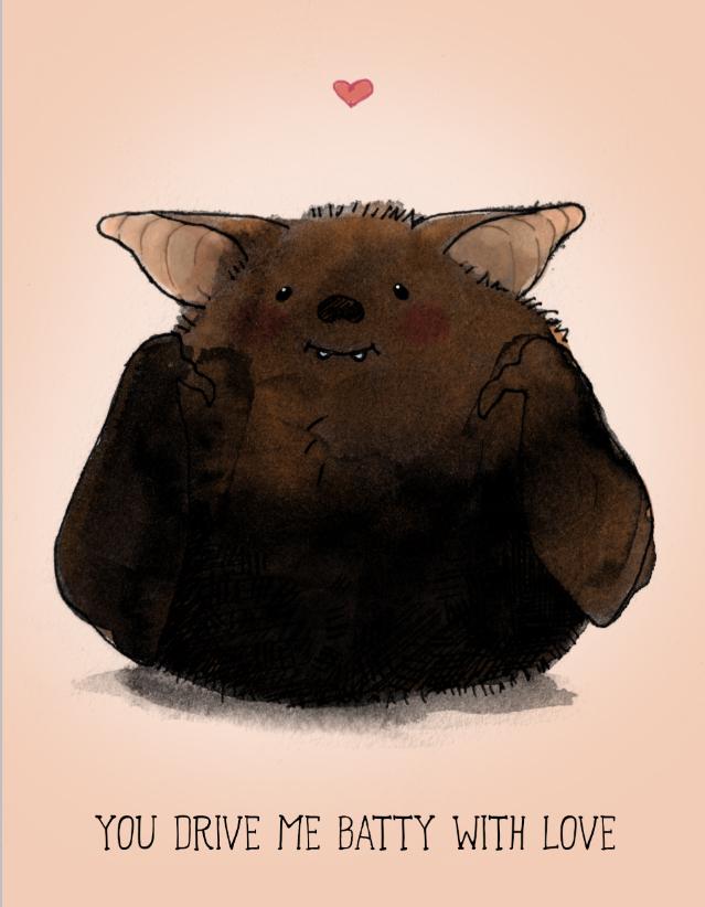 Fat Bat Batty with Love
