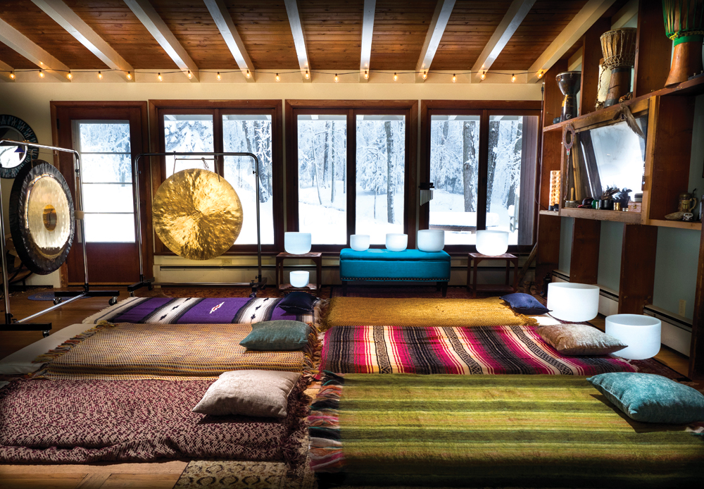 The Sound Retreat, photo by Tracey Kroll