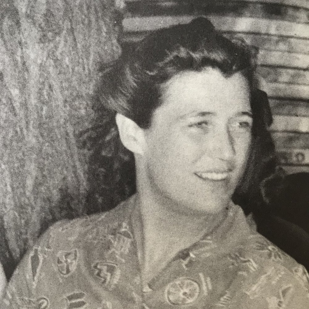 """from """"Carol and John Steinbeck"""" by Susan Shillinglaw 2013, photo circa mid 1930s"""