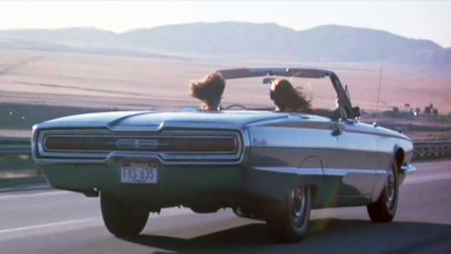from the film Thelma and Louise, 1991