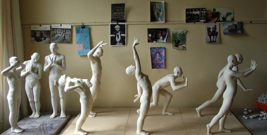 David Tucker - Sculptor