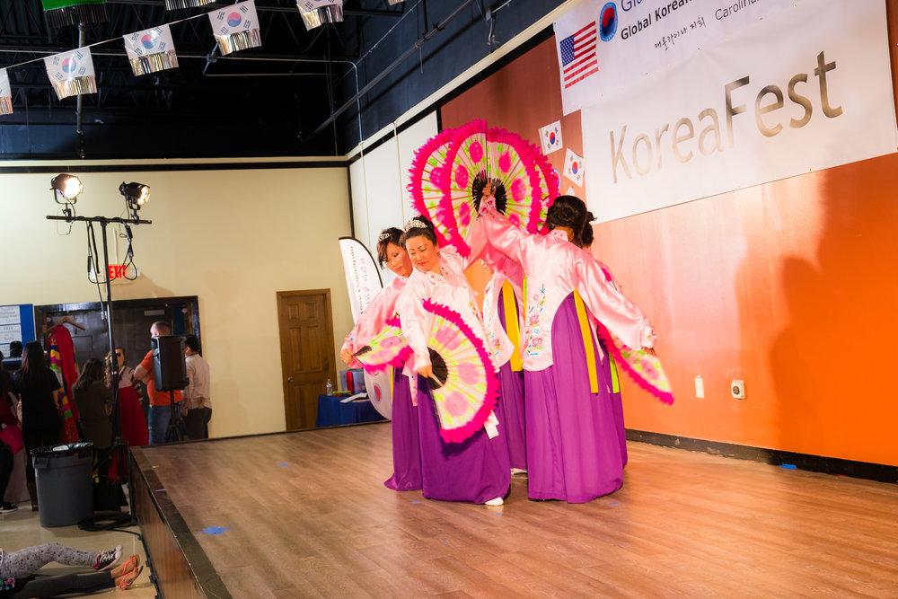 Traditional Korean Dance -