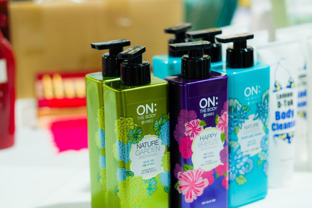 Korean Cosmetics -