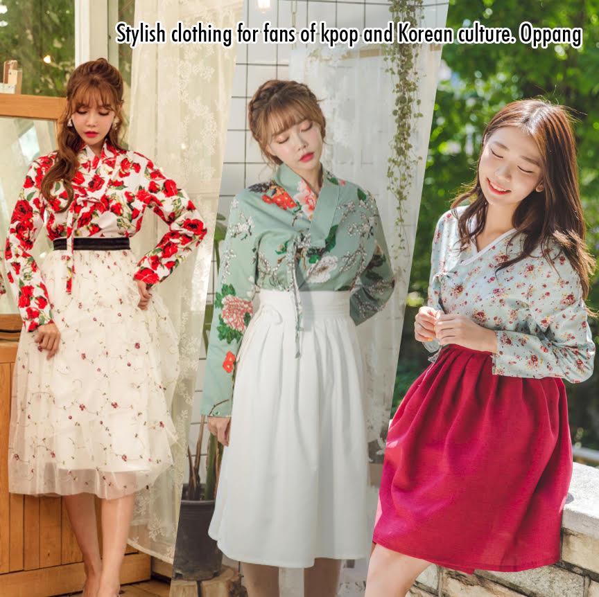 Modern Hanbok Styles -
