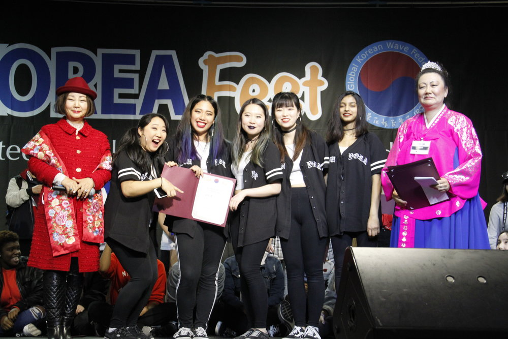 Contests - Nail Art, K-Pop Dance, and Korean Singing. Check out some of last year's contests.