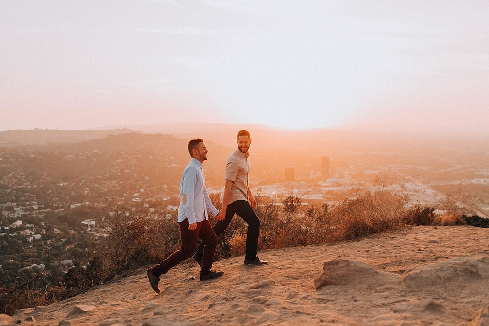 LGBT Anniversary Photos // Los Angeles Wedding Photography