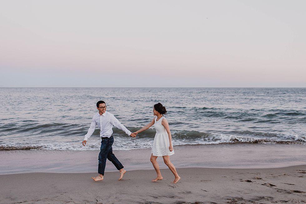 Malibu Beach Engagement Photography Los Angeles