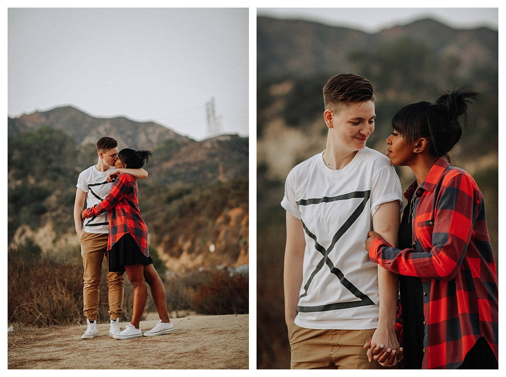 LGBT Couples Photography Los Angeles, CA
