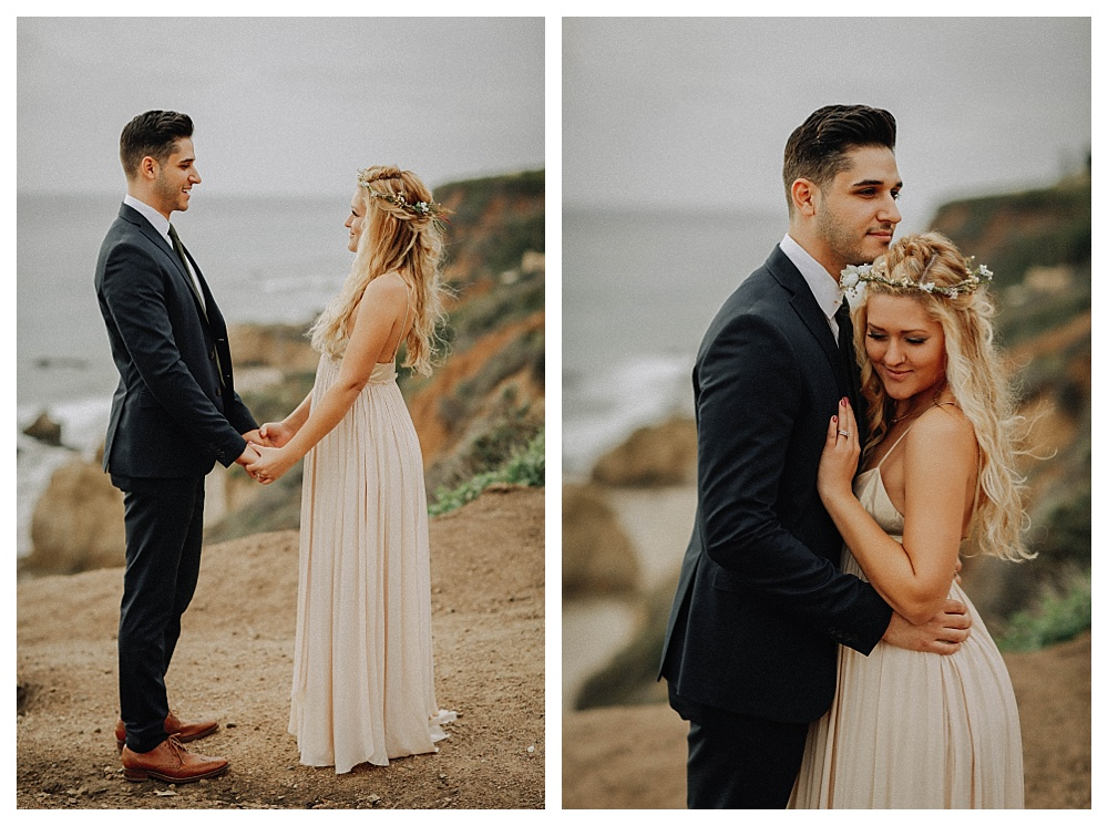 El Matador Elopement Photography Los Angeles