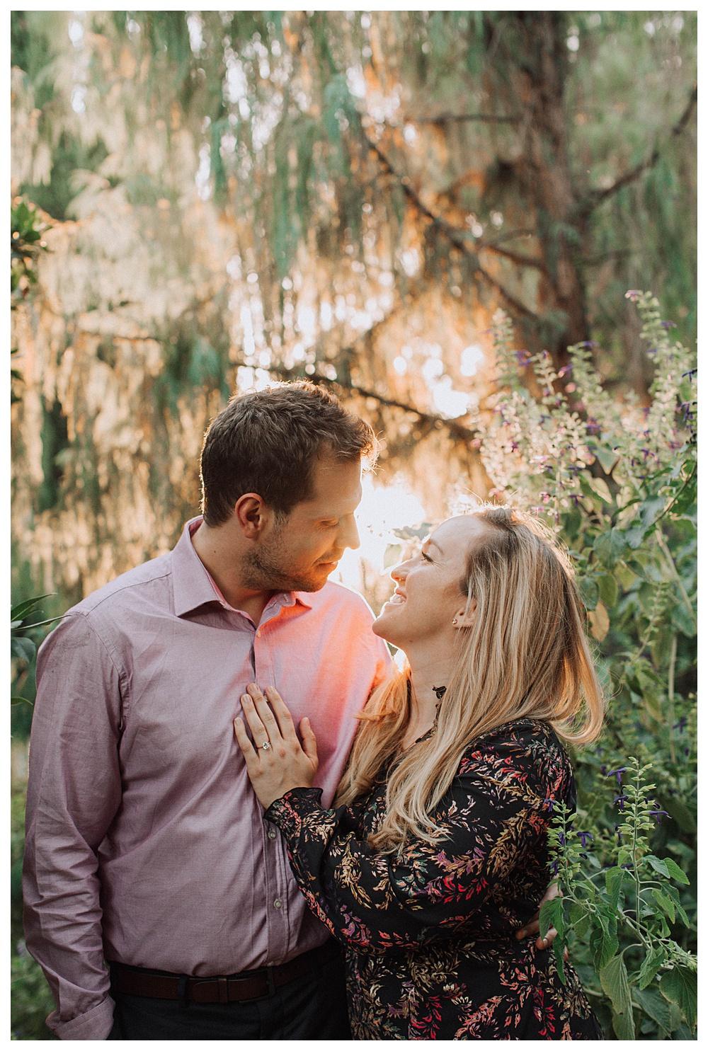 Arlington Garden | Engagement Photography | Pasadena, CA