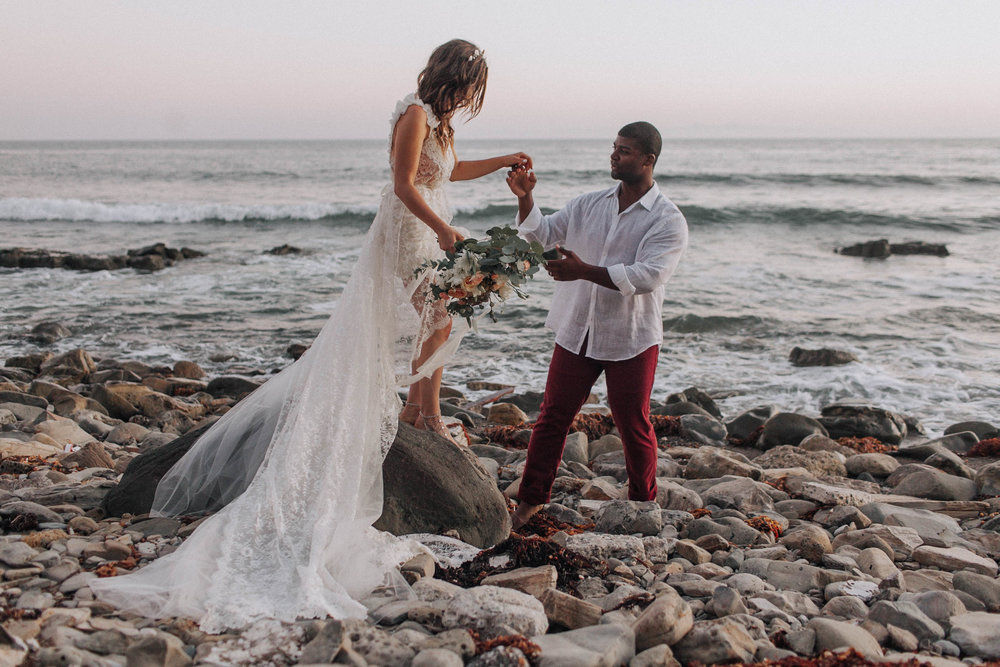 DESTINATION WEDDINGS - I love to travel! If you're planning a destination wedding, send me an email for a customized package based on travel and location criteria. info@jessiecaballero.com