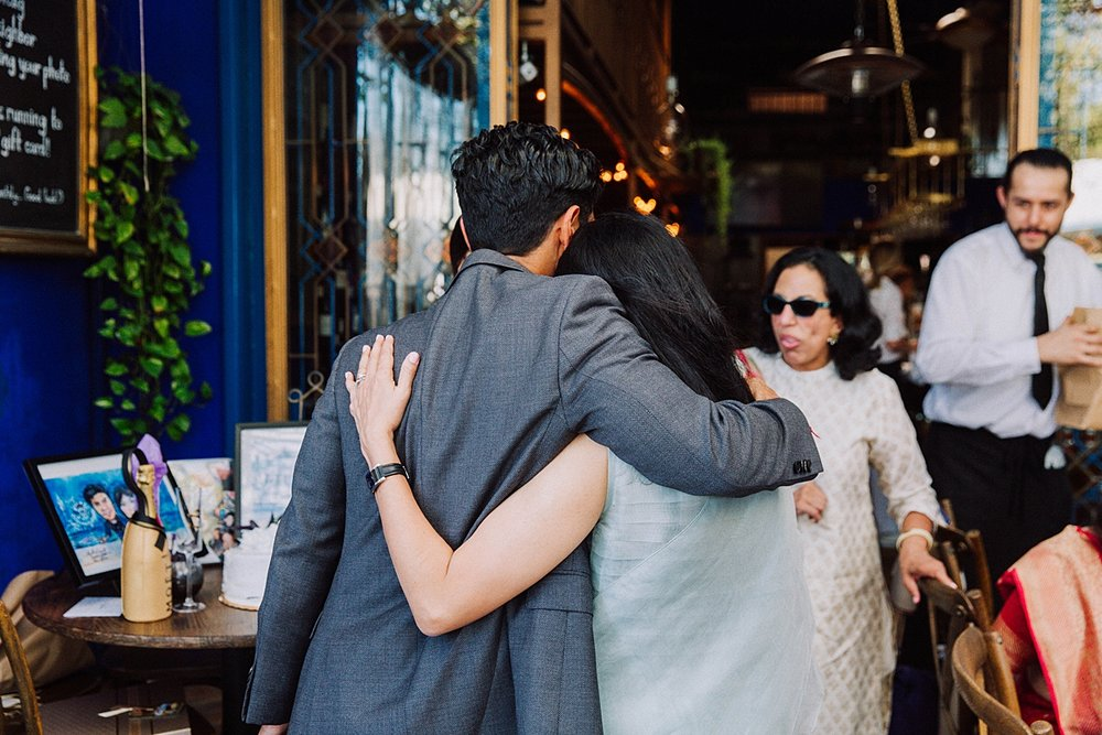 Beverly Hills Elopement Photojournalistic Wedding Photography Los Angeles, CA