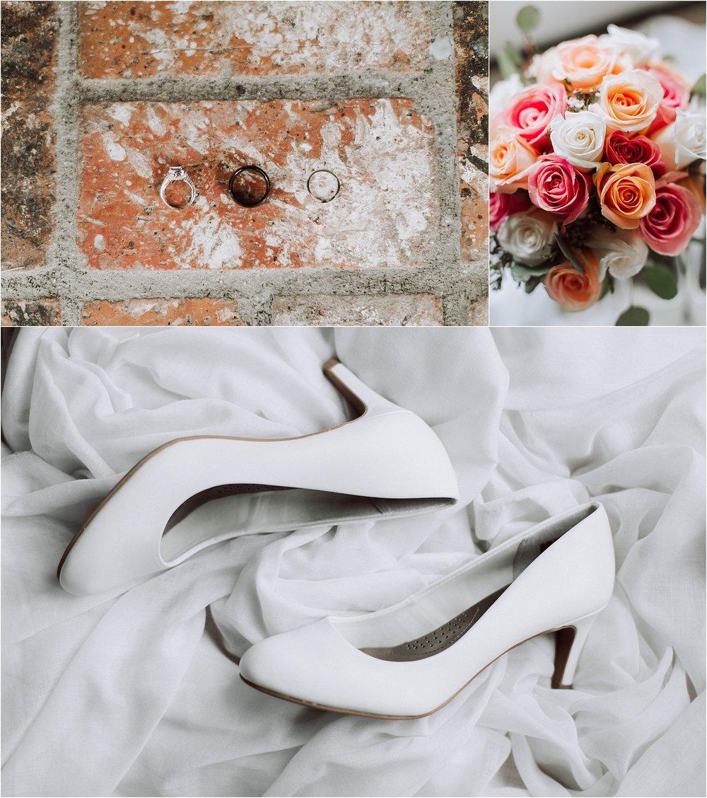 Vasquez Rocks Intimate Wedding & Elopement Photography - Bride's Details
