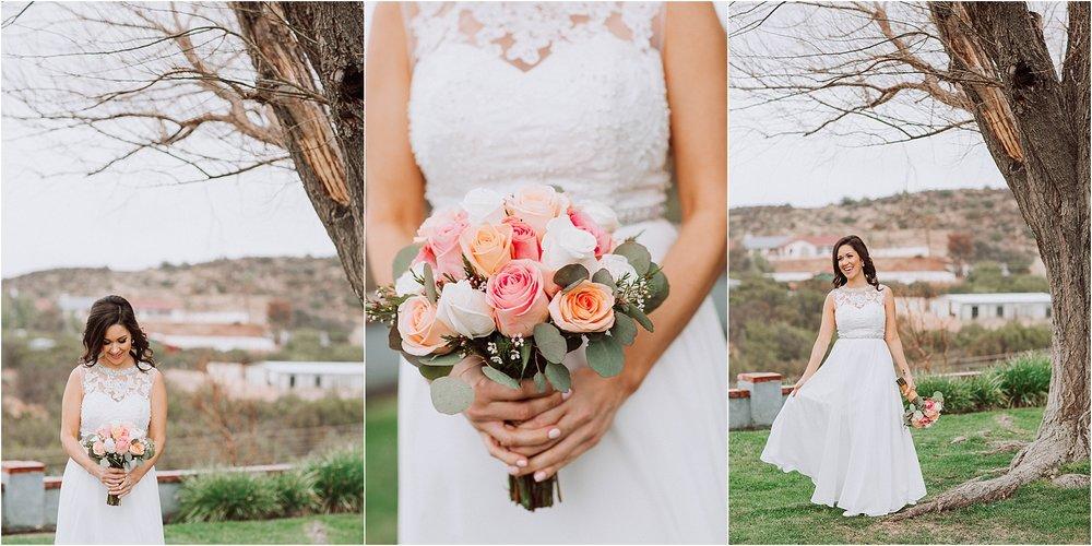 Santa Clarita Intimate Wedding & Elopement Photography - Bridal portraits